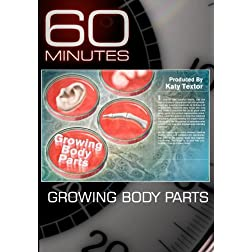 60 Minutes - Growing Body Parts (December 13, 2009)