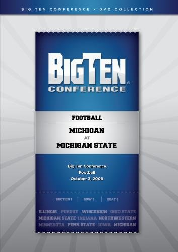 2009 Big Ten Football Regular Season Game - Michigan at Michigan State