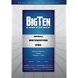 2009 Big Ten Football Regular Season Game - Northwestern at Iowa
