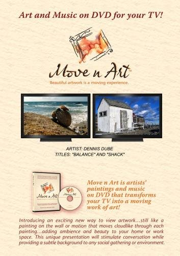 Move n Art - Dennis Dube 200