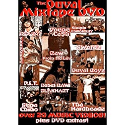 Duval Mixtape DVD