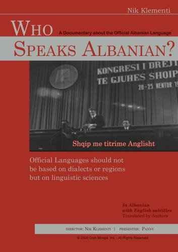 Who Speaks Albanian?