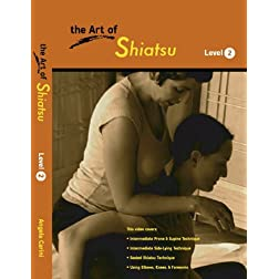 The Art of Shiatsu: Level 2