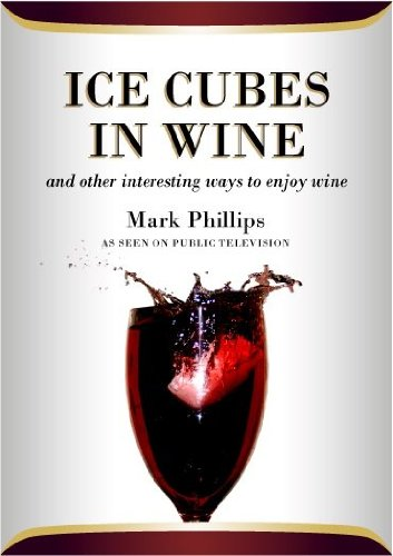 Ice Cubes in Wine
