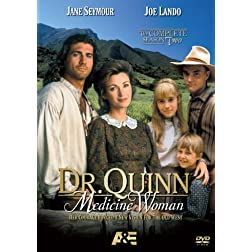 Dr. Quinn, Medicine Woman: The Complete Season Two (Slim Pack)