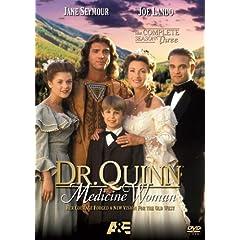 Dr. Quinn, Medicine Woman: The Complete Season Three (Slim Pack)