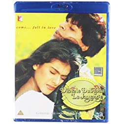 Dilwale Dulhaniya Le Jayenge [Blu-ray]