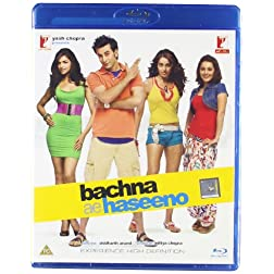 Bachna Ae Haseeno [Blu-ray]