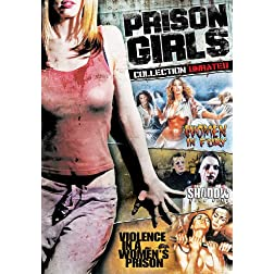 Women In Prison LiteBox (Women in Fury, Violence in a Womens Prison, and Shadow NR)