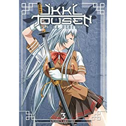 Ikki Tousen Dragon Destiny Volume 3