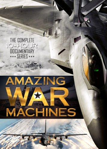 Amazing War Machines