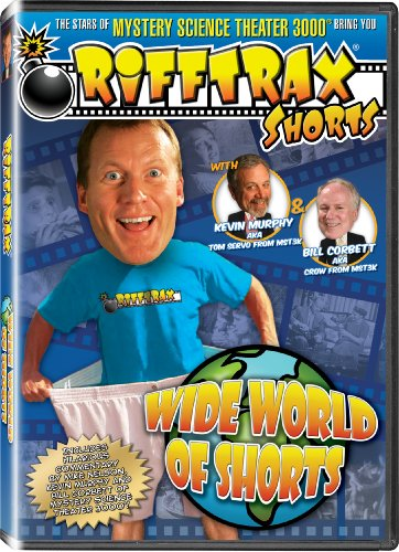Rifftrax: Wide World of Shorts - from the stars of Mystery Science Theater 3000!