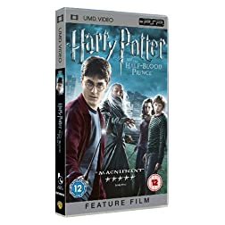 Harry Potter and the Half Blood Prince [UMD for PSP]