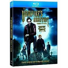 Cirque Du Freak: The Vampire's Assistant [Blu-ray]
