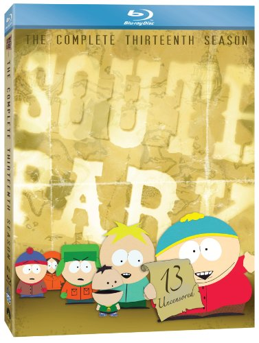 South Park: The Complete Thirteenth Season [Blu-ray]