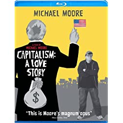 Capitalism: A Love Story [Blu-ray]