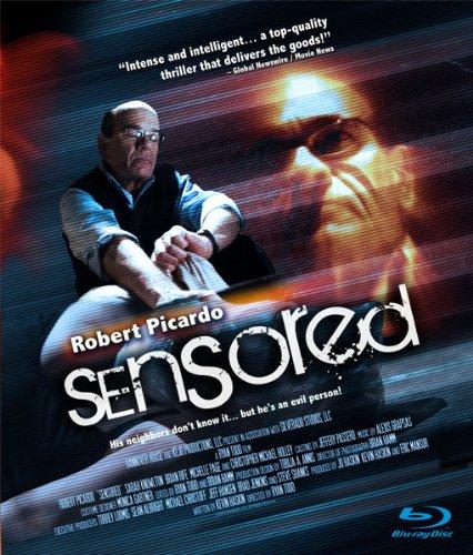 Sensored [Blu-ray]