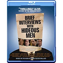 Brief Interviews with Hideous Men [Blu-ray]