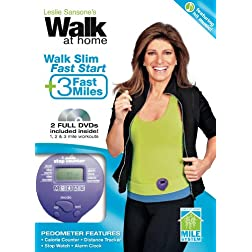 Leslie Sansone: Walk at Home - Fast Start/3 Fast Miles