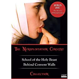 The Nunsploitation Convent Collection (3pc) (Ws Ltd Sub Box)