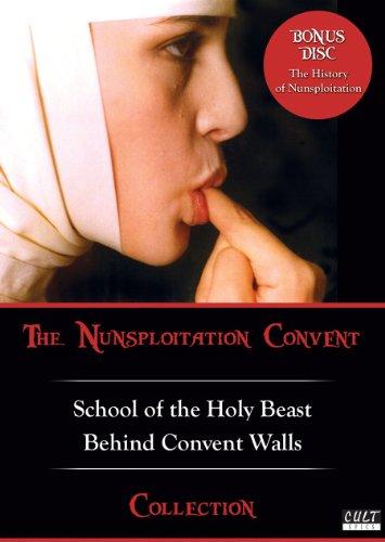 The Nunsploitation Convent Collection (3pc) (Ws Ltd Sub Box)