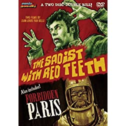 Sadist With Red Teeth / Forbidden Paris (2pc) (Ws Sub)
