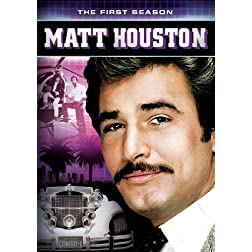 Matt Houston: The First Season