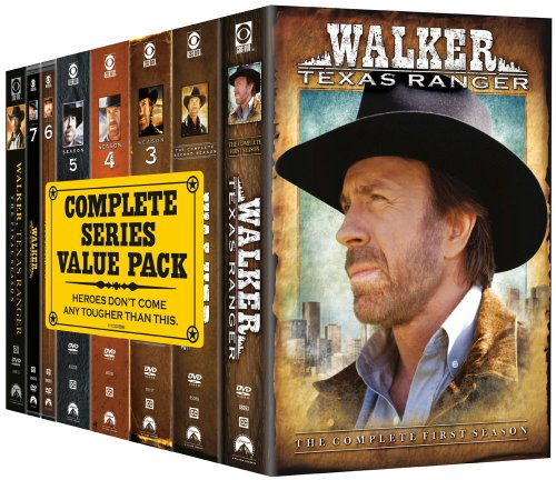 Walker Texas Ranger: The Complete Series Pack