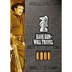 Have Gun Will Travel: Season Four, Vol. 1
