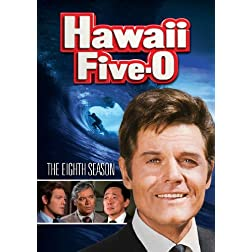 Hawaii Five-O: Eighth Season