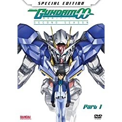 Mobile Suit Gundam 00: Season 2, Part 1 (Special Edition)