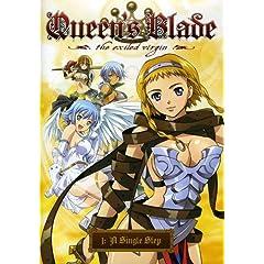Queen's Blade Wandering Warrior: A Single Step