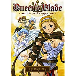 Queen's Blade Wandering Warrior: A Single Step