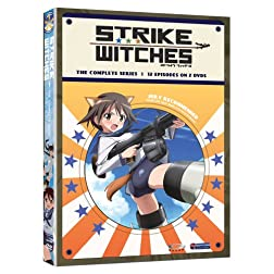 Strike Witches: Complete First Season