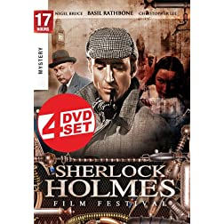 Sherlock Holmes Film Festival (2pc)