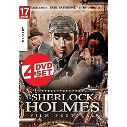 Sherlock Holmes Film Festival (2pc)