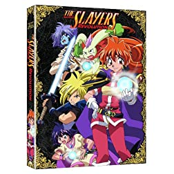 Slayers Revolution: The Complete Fourth Season