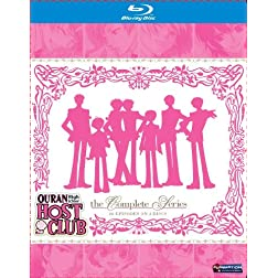 Ouran High School Host Club: The Complete Series [Blu-ray]