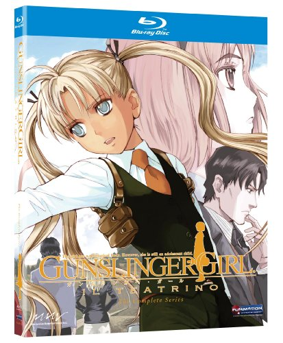 Gunslinger Girl: Il Teatrino (Season 2) [Blu-ray]