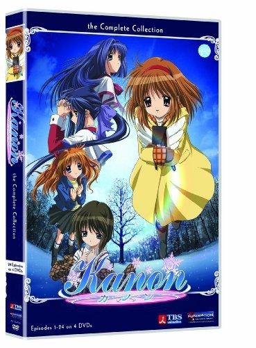 Kanon: Complete Series Box Set S.A.V.E.