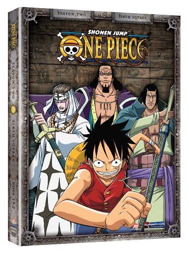 One Piece: Season Two, Sixth Voyage