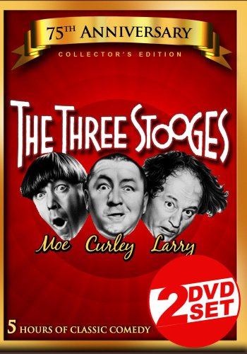 Three Stooges: 75th Anniversary (2pc)