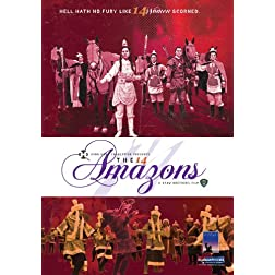 The 14 Amazons (Shaw Brothers)