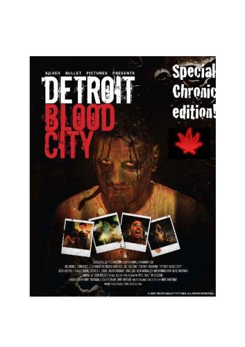 Detroit Blood City