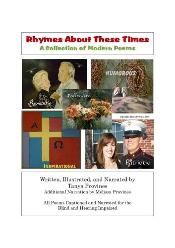 Rhymes About These Times, A Collection of Modern Poems