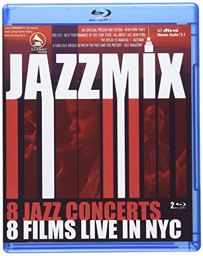 JazzMix: Live in NYC [Blu-ray]