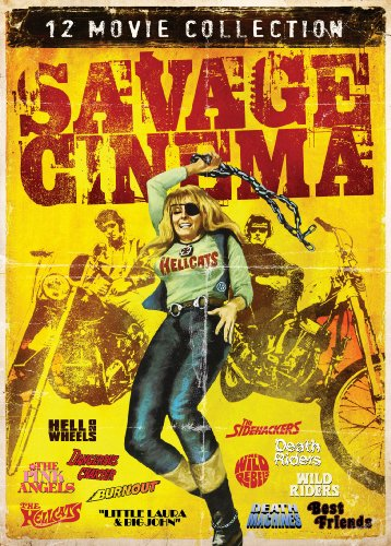 Savage Cinema: 12 Movie Collection