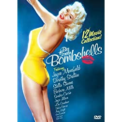 Big Screen Bombshells: 12 Movie Collection
