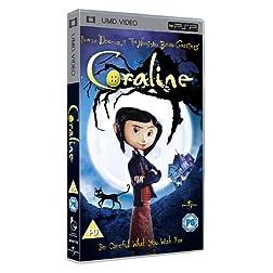 Coraline [UMD for PSP]