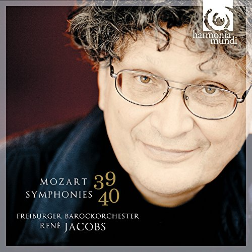 Symphonies 39 and 40 (Freiburger Barockorchester feat. conductor: René Jacobs)